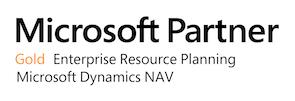Microsoft Dynamics NAV gold partner
