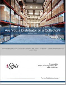 Are you a distributor or collector