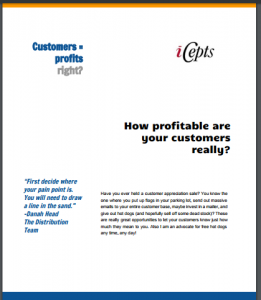 How profitable are your customers really